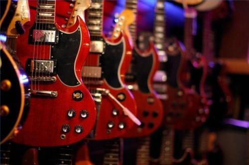 Comment régler l'intonation sur une Les Paul Guitare