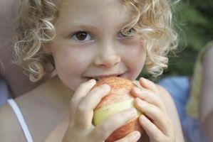 Les aliments sûrs pour les enfants souffrant d'allergies oeufs