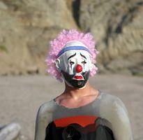 Homemade Nez Clown