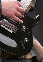 Informations sur Comment Tune une guitare Yamaha EG112C2