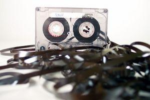 Comment faire pour convertir des cassettes au format MP3