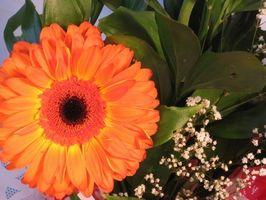 Fleurs artificielles pour les mariages