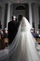 Comment trouver le bon voile de la mariée pour votre robe de mariée