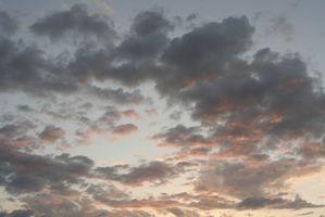 Comment peindre un ciel gris avec un casting Jaunâtre Sans Obtenir vert