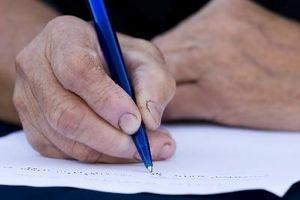 Comment écrire une lettre de recommandation pour un Nanny
