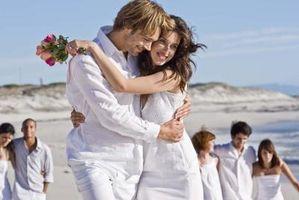 Conseils sur la plage Mariages