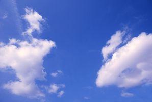 Comment peindre un ciel Avec Aucun Brushstrokes