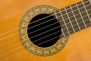 Comment jouer de la guitare classique Zambra