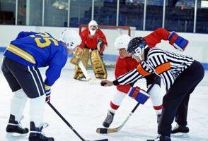 Idées de fêtes de hockey