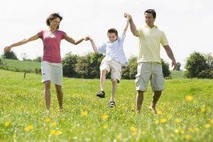 Steps to Raising poli et obéissants enfants
