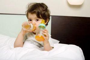 Comment puis-je obtenir mon enfant de 2 ans de la bouteille?