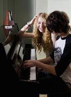 Comment acheter un piano pour un enfant
