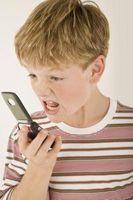 Aide pour les enfants ayant des problèmes de maîtrise de la colère