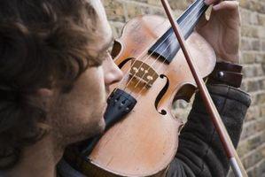 Quels types de bois utilisons-nous sur Archets pour violons?