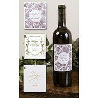 Comment faire personnalisé Vin étiquettes de bouteilles pour votre mariage