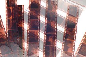 Comment afficher 110 négatifs de film
