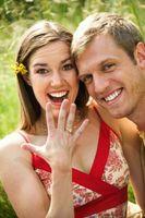 Comment choisir le bon réglage pour votre bague de fiançailles