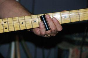 Comment choisir un Slide To Play Slide Guitar