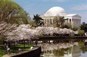 Beaux endroits pour se marier à Washington DC