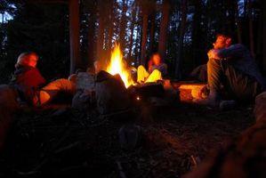 Les bienfaits physiques de Camping pour tout-petits