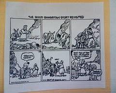 Comment écrire une histoire de bande dessinée