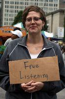 Écoute dans le cadre d'une communication efficace