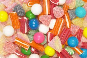 Types de bonbons Old Time