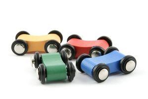Comment puis-je construire des jouets pour enfants en utilisant des machines simples?