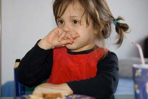 Aliments sains pour les repas pour enfants