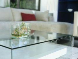 Moyens de couvrir verre Meilleures Tables