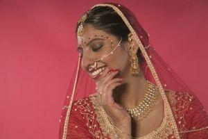 Liste de contrôle pour un mariage indien