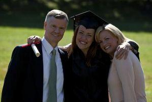 Idées de fêtes de famille Graduation