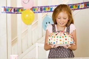 Chasse au trésor Idées pour le Parti anniversaire d'une fille