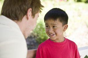 Comment apprendre à un enfant English