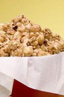 La durée de conservation du maïs au caramel