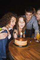 Activités à faire pour le 18 anniversaire d'une fille