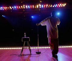 LED lumières de la scène DIY