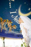Idées ange décoration pour les mariages