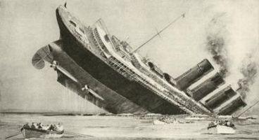 Comment construire un modèle du Lusitania