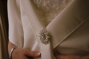 Types de vestes à porter sur Robes de mariée