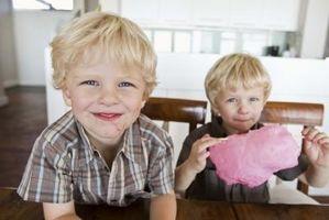 Retard de développement social dans les enfants d'âge préscolaire
