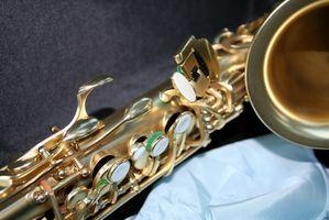 Comment apprendre à jouer du saxophone alto