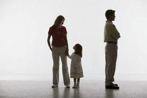 Comment aider les enfants Ajuster Après une Visitation