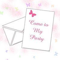 Bonne façon d'adresser une enveloppe d'invitation Party