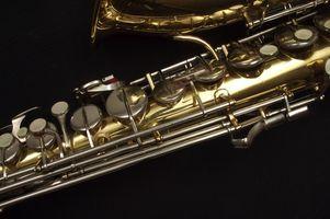 Comment utiliser Saxophone Ténor Roseaux pour les débutants