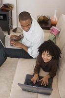 Début des ordinateurs pour les enfants