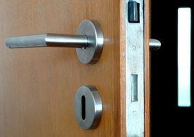 Comment Refinish Poignées de porte