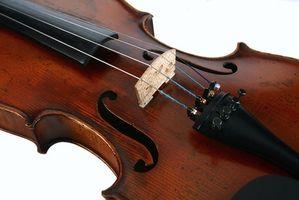 Comment faire pour déterminer la taille d'un violon pour un petit enfant