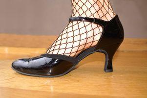 Types de Dancing Shoes