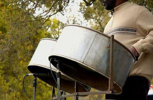 Différents types de tambours